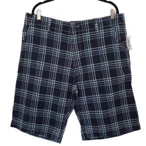 Old Navy Shorts Plaid Size 36